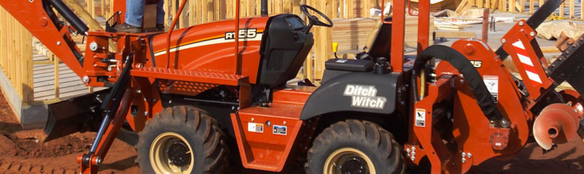 Get Financed | Ditch Witch® UnderCon | Amarillo Texas